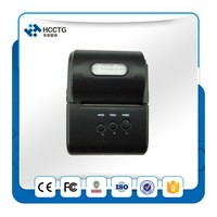Mini bluetooth USB serial port Receipt Printer 58 mm wireless bluetooth thermal printer mobile printer--
