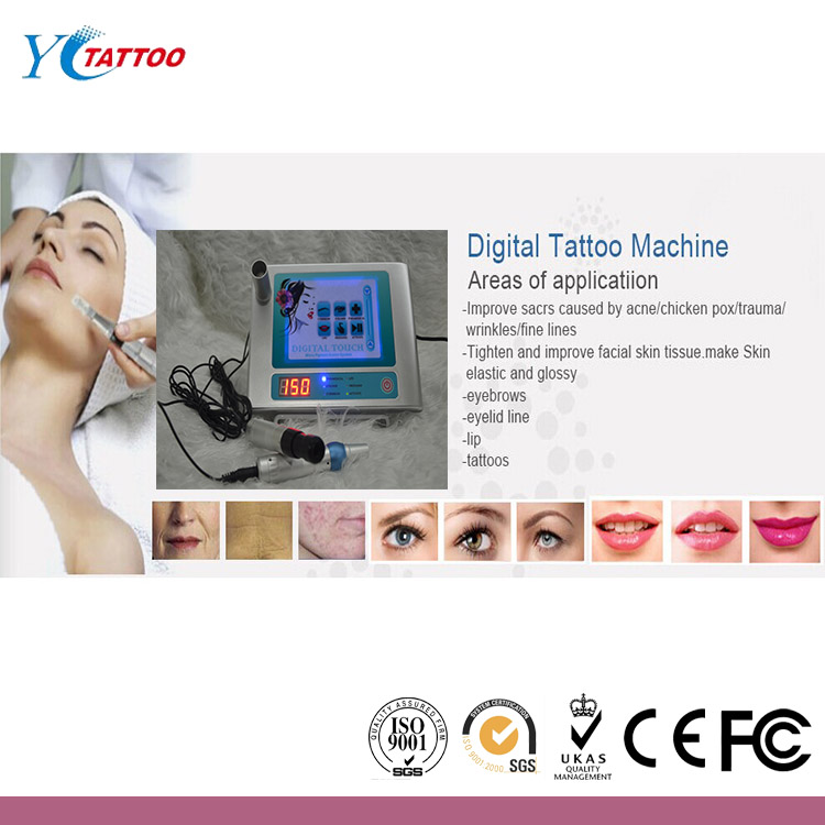 2016 New design permanent makeup machine for Tattooing