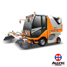2016 new design China multi functional road sweeper machine