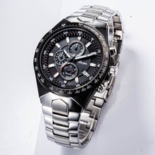 Mens Vintage Water Resistant Feature Wrist Watch