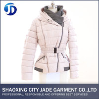 Wholesale Cheap Professional 100% Polyester Ladies Padded Jacket