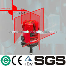 SY528 4V1H Magnetic Damping Cross Line Laser Level