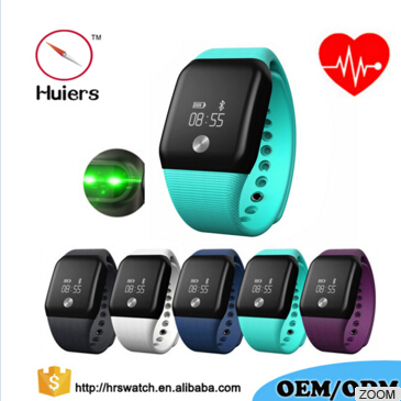 Fitness Tracker Wristband Heart rate monitor id107 smart watch