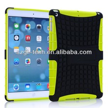 Fashion style tpu case for ipad 5, for ipad air 5 tpu case