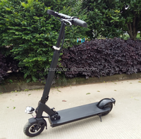 8 inch 350w36v children portable foldable electric scooter