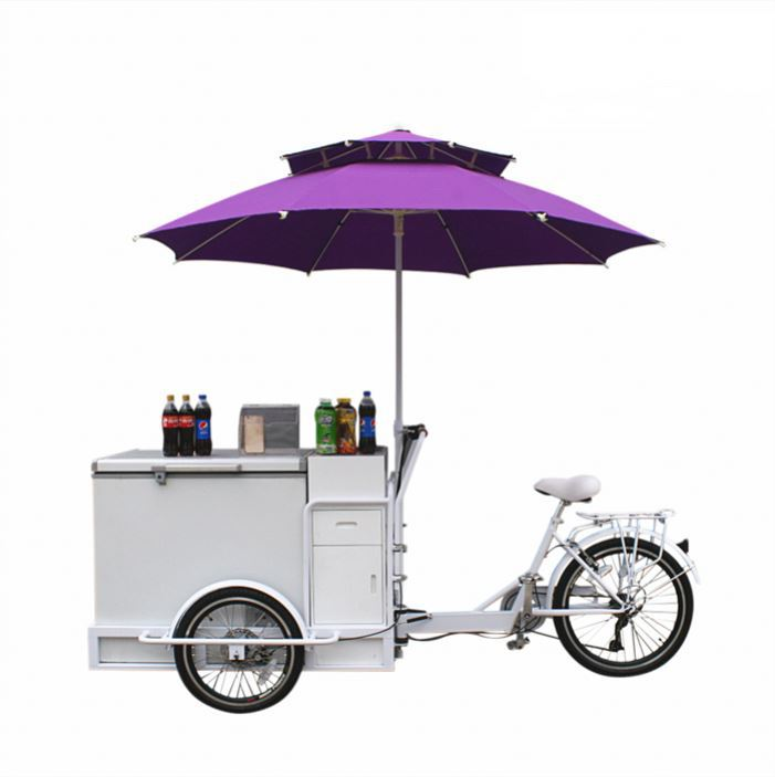 Perfect In Workmanship Bice Ice Cream Tricycle Sale