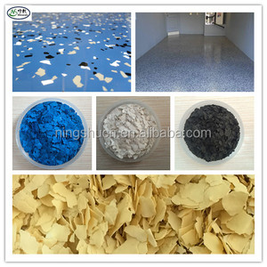 Epoxy Color Vinyl Chips Epoxy Resin Flakes for Marble Effect Spray Paint