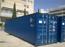 Shenzhen used 20ft container