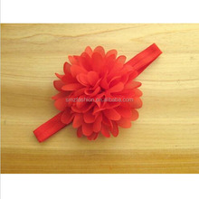 YIWU baby accessory manufacturer flower baby headband