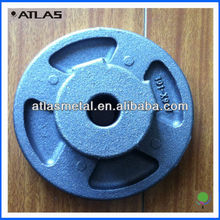 Custom ductile iron casting parts