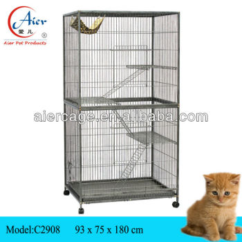 Chinese wholesale factory cages for cats