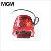 Motorcycle rear light FT150,oem dirt bike parts