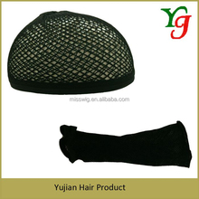 H-223L Top Quality Elastic Mesh Weaving Wig Caps Before Wearing Wigs Factory Sale Directly