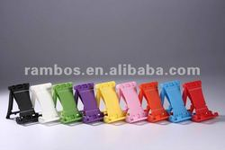 Multi-function foldable holder for iphone/for ipad/tablet pc