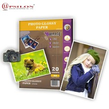 Hot Sale Waterproof High Photo Glossy Cast Coated Paper