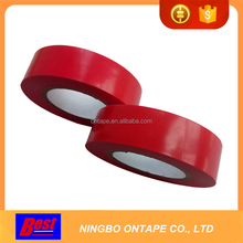 Factroy supply best-Selling red degaussing coil pvc electrical tape for europe and america market