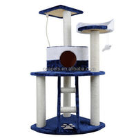 Wholesale Cat Climbing Tower Low Moq Cat House Furniture