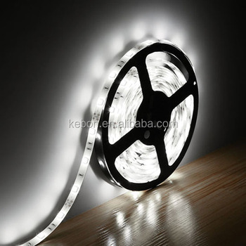 12v High Quality Ip65 Waterproof outdoor cool white LED tape strip lights