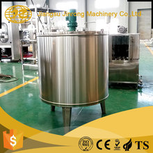 Industrial price of 500 liter liquid stainless steel water mixing tanks specifications