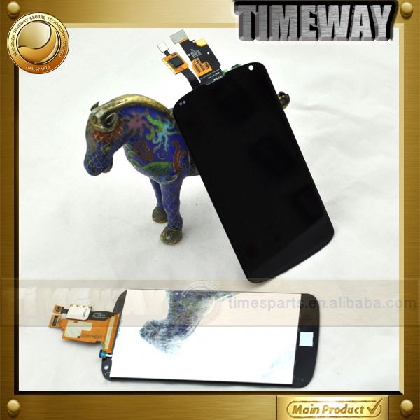 Timeway 2012 hot sellin,Self Repair screen protector for lg Google Nexus 4 factory supply