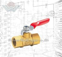 Brass Mini Ball gas Valve