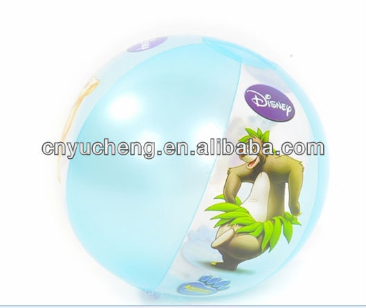 inflatable clear plastic ball