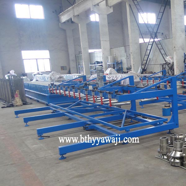 Brand new plant of full automatic gypsum board machine with auto stacker with low price