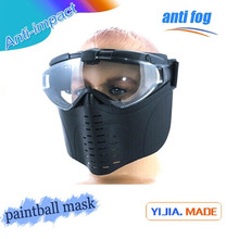 Hot selling motorcycle mask motorcycle helmet mask with protective goggles dustproof motorcycle mask