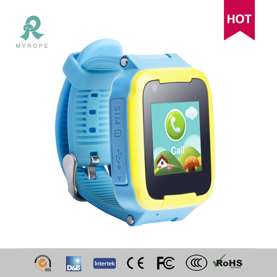 2017 newest and best gps wifi locating watch gps personal locator