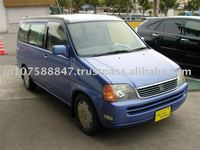 1997 japanese used cars Honda Step Wagon E-RF1 Right 125,000km