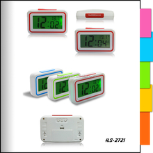Factory Price led floating clock