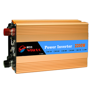 2200w 24 volt single output solar energy 2.5kw power inverter without battery