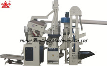 XL CTNM15B 1 ton combined rice huller rice whitener complete sets of rice milling equipment
