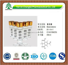 GMP Factory supply high quality Musk ketone 95%