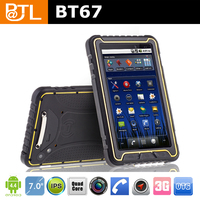 andriod 2+8MP 1.3GHz MTK6589 NFC BATL BT67 JRF806 android rugged tablet with gps locating large battery