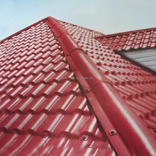 Roof tiles terracotta tile effect roofing sheets-PVC metal/steel roof sheets