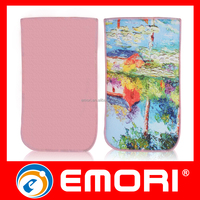 Popular products in usa slim fashion soft cell phone pouch