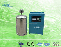 Self-cleaning water-tank disinfection ozone generator water sterilizer Enhance the flocculation and coagulation-decantation