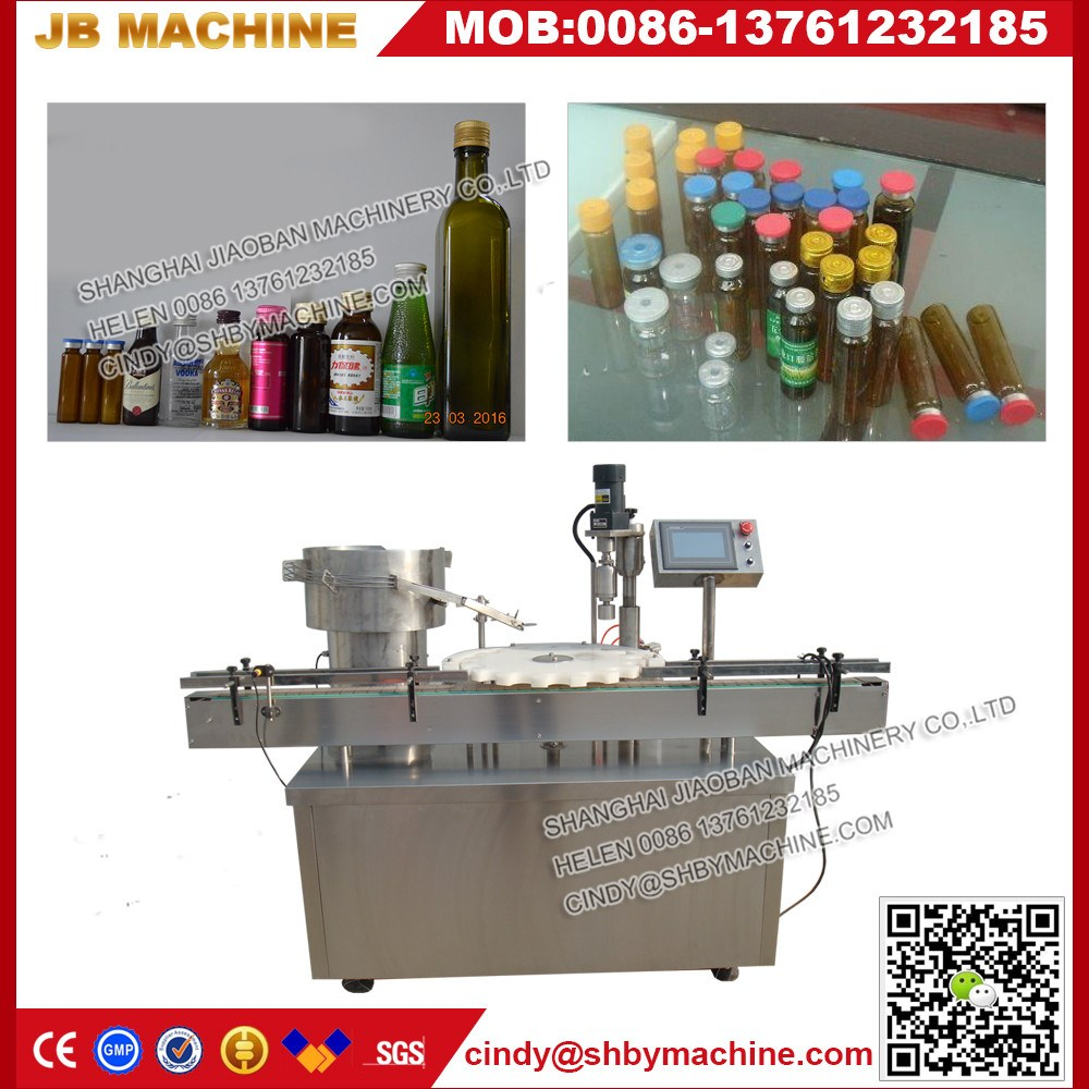 Manufacturer of automatic auto pet bottle syrup filling equipment with diving nozzles