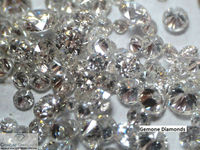 SMALL NATURAL WHITE EXCELLENT QUALITY RPUND CUT UNCERTIFIED LOOSE DIAMONDS AT CHEAP PRICE