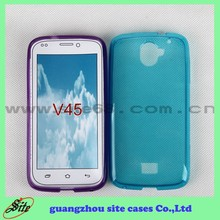 2015 New Product Mobile Phone Jelly TPU Cover Case for Nextel V45