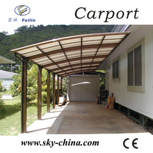 car parking canopy with polycarbonate carport
