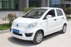 Environmental Protection Electric Automobile Sedan Used Car for Street Utility Made in China