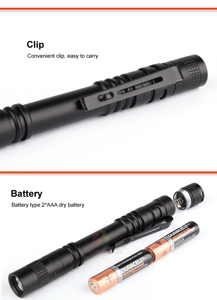 Wholesale Dry Battery penlight led medical