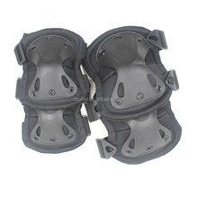 8 colors available tactical knee and elbow pads
