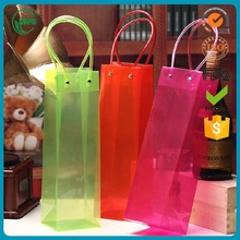 Made in Dongguan China exported wine carrier ice bag