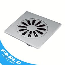 FUAO Durable in use metal drain covers
