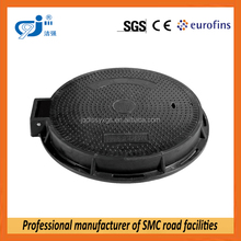 Heavy duty manhole cover EN124 D400