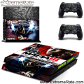PVC Decal Vinyl Self-adhesive Skin Cover for Sony Playstation 4 Game Accessories GYTM0455