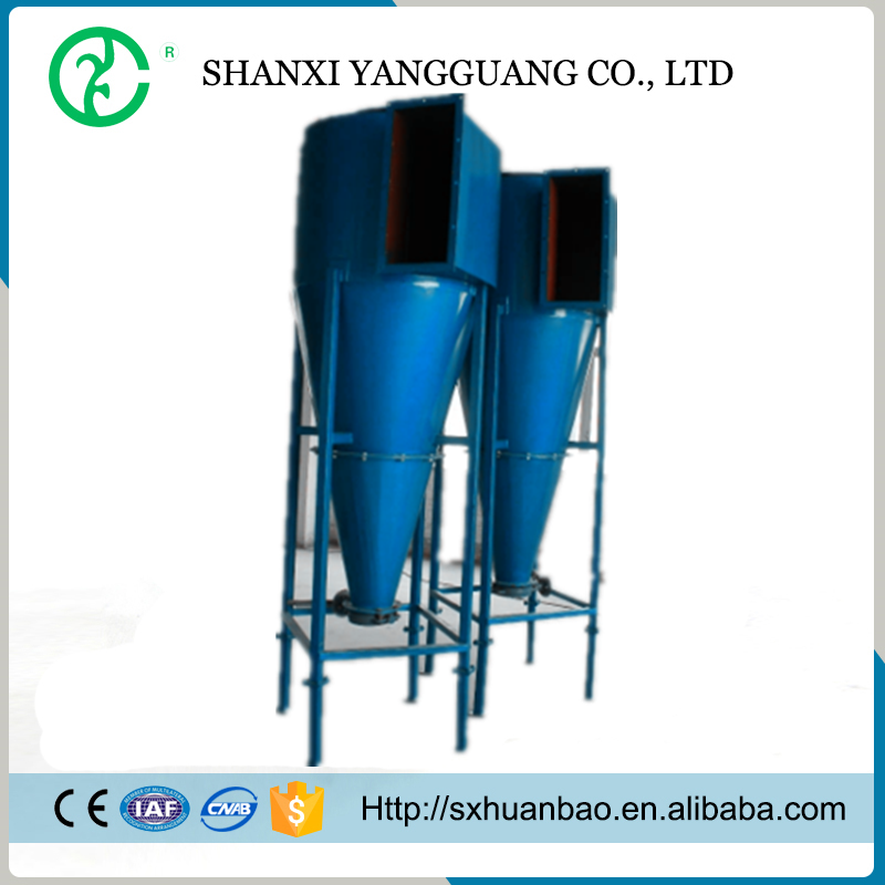 Low price cyclone separator,industrial cyclone dust collector
